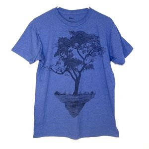 Imperial motion flipped tree T-shirt